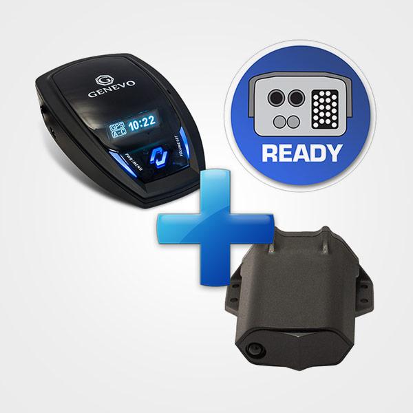Genevo One GPS+ Radarwarner Festeinbau