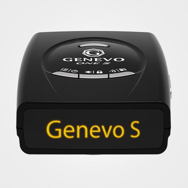 Genevo One S (G1 S) –Radarwarner